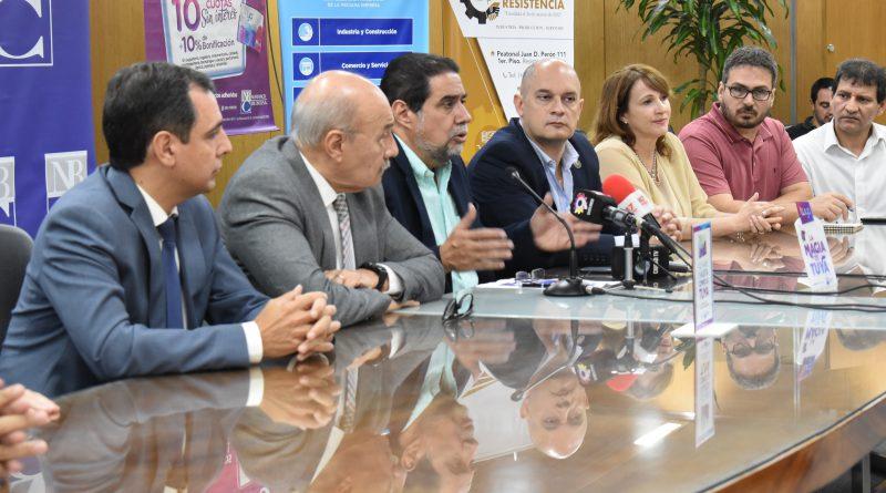 """La Cámara lanzó junto al NBCH la promo """"Fiestas de Tarjeta Tuya"""""""