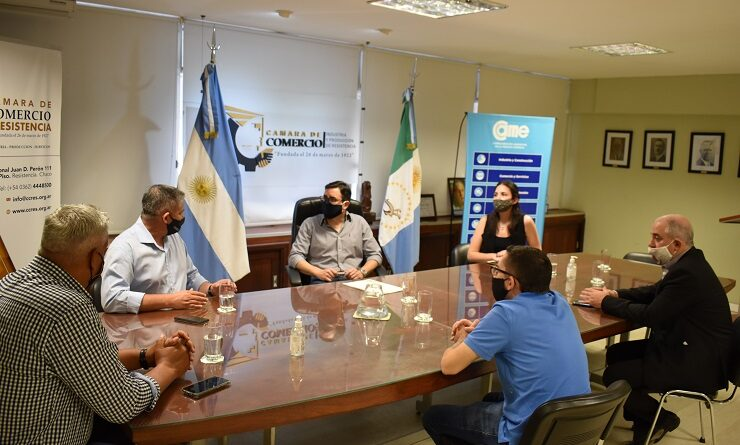 Nos reunimos con el nuevo subsecretario Gustavo Olivello