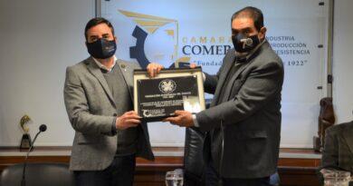 Distinguimos a la Federación Económica del Chaco por su 70º Aniversario